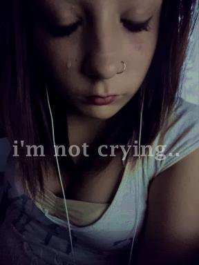 Pleurer, larmes...