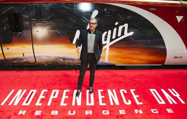 David Levinson  ( Jeff Goldblum)