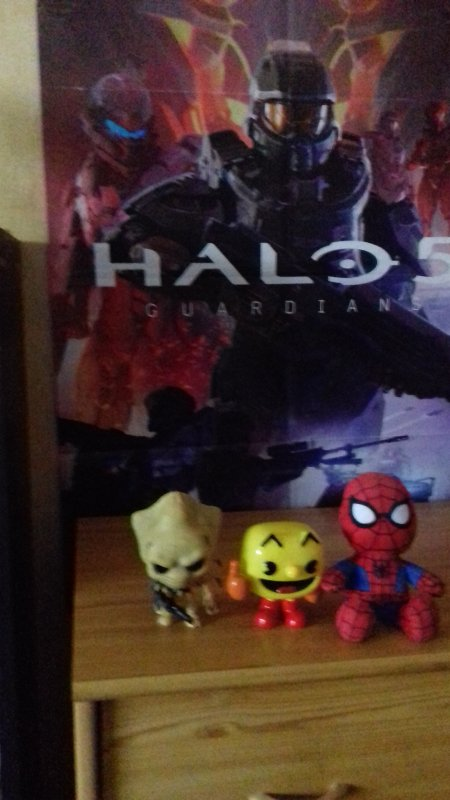 Independence day alien warrior, Pac man ♥, Spider-man