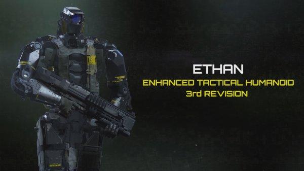Call Of Duty Infinite Warfare Captain's Nick Reyes
