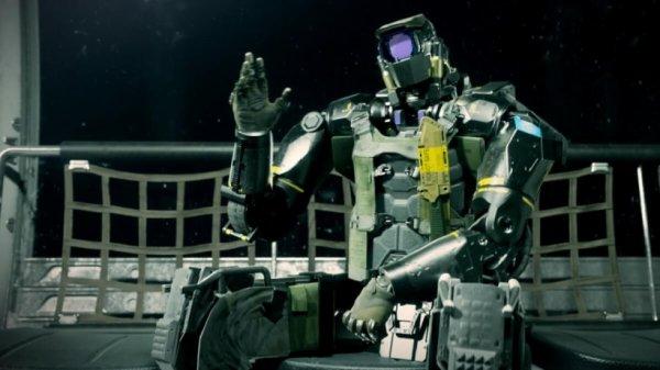 Call Of Duty Infinite Warfare  Ethan