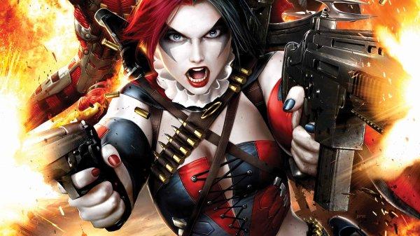 Harley Quinn ♥