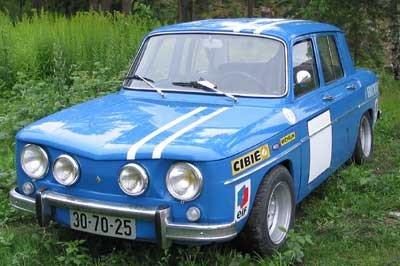 Quelques voitures d'époque d' Europe qui ont fait parler d'elles