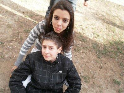 Le frère et moi <3