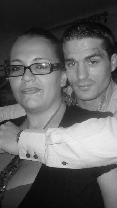 Ma soeur et mon beau frère :)