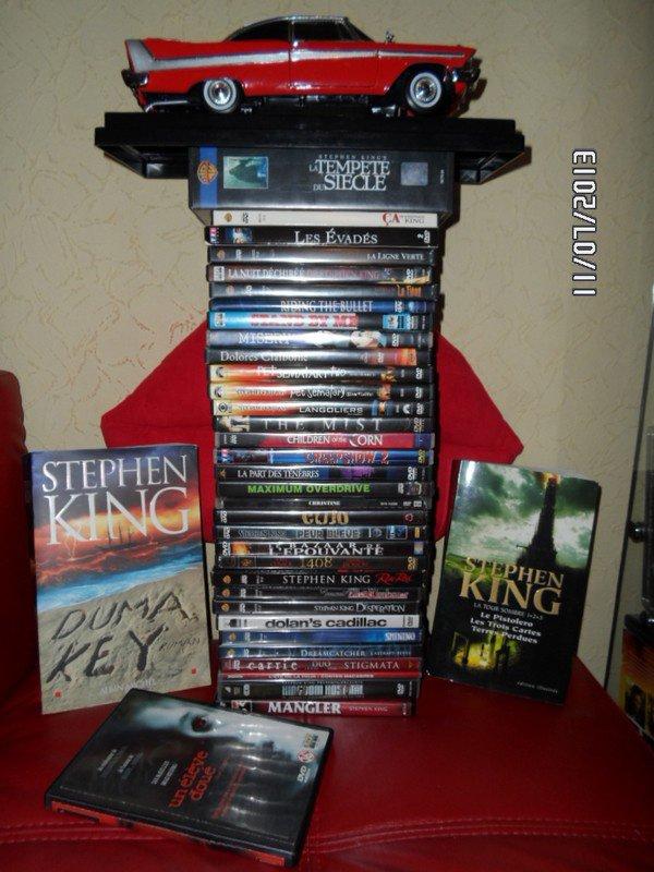 Mes Stephen King <3