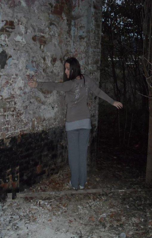 """Urbex façon """"Blair Witch"""" ^^"""