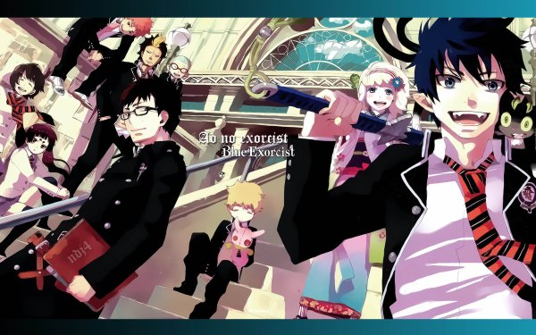 Point découverte : Ao no Exorcist