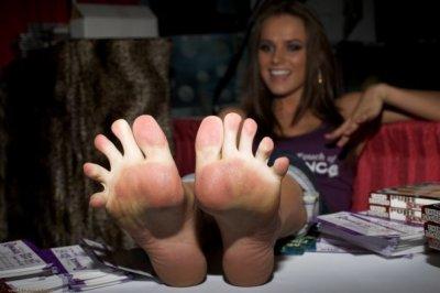 Rire c'est vraiment le pied !