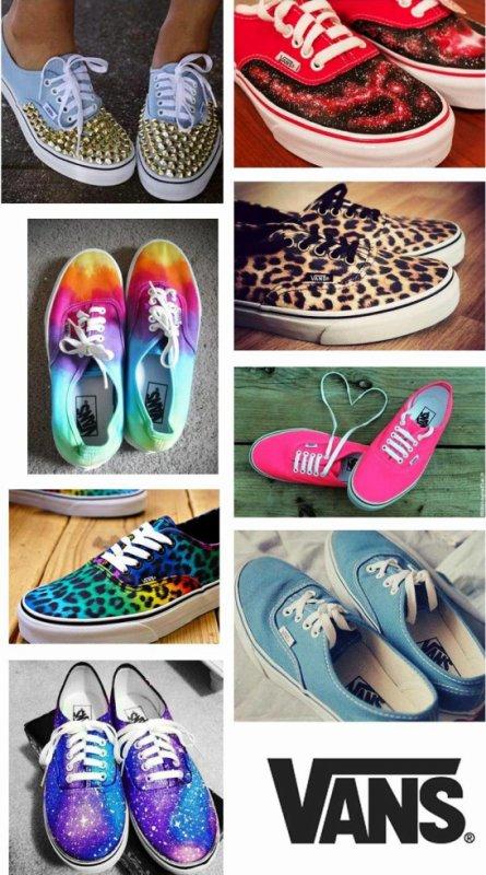 Vans *-* ♥