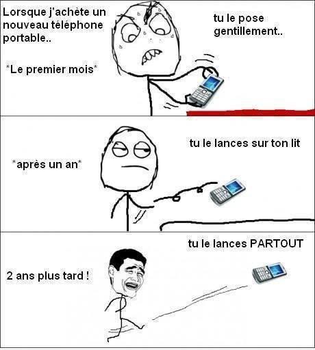 mon telephone