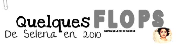 TOPS / FLOPS 2010