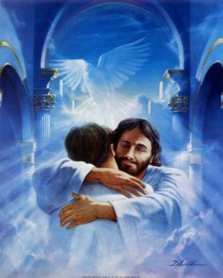 le grand et merveilleux amour de jesus pour nous