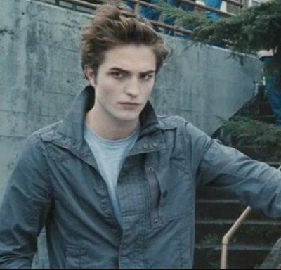 Mon fils Edward.