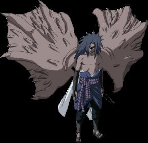 Sasuke en d mon shippuden jeux manga - Demon de sasuke ...