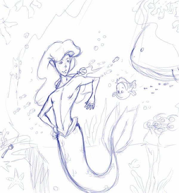 Ariel Boy!