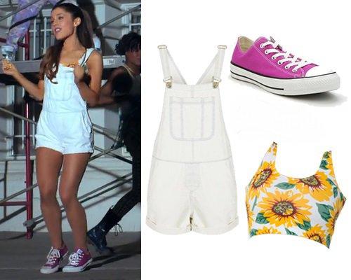 Style Stare : Ariana Grander