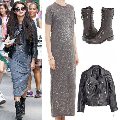 Style Stare : Selena Gomez