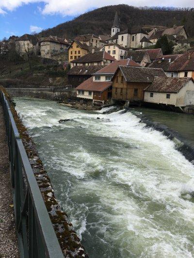 Mes petites vacances dans le Jura