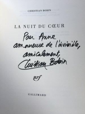 Christian Bobin à Aix-en-Provence