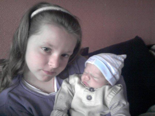 mon fils et ma fille mé z amour jvous aime tres fort