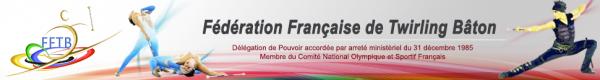 Club affilié à la Fédération Française de Twirling Bâton