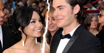Zac et Vanessa se séparent !