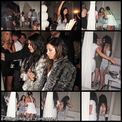 J'ai rajouté des photos de la fête d'anniversaire à Vanessa.