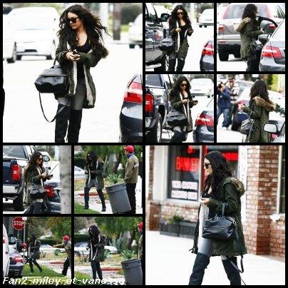 Vanessa a été vue ce jeudi 23 décembre 2010 dans l'après-midi, quittant le restaurant « Burkbank Fireplace & BBQ » avant de se rendre chez ses parents.