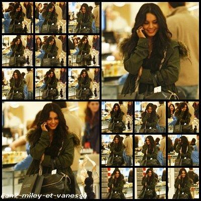 Elle a également été vue un peu plus tard faisant du shopping à Barneys New York.