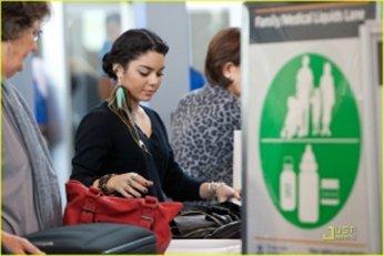 Vanessa a été vue ce vendredi 1er mars 2011, enregistrant ses bagages à l'aéroport de LAX avant de prendre un vol en direction de NY.