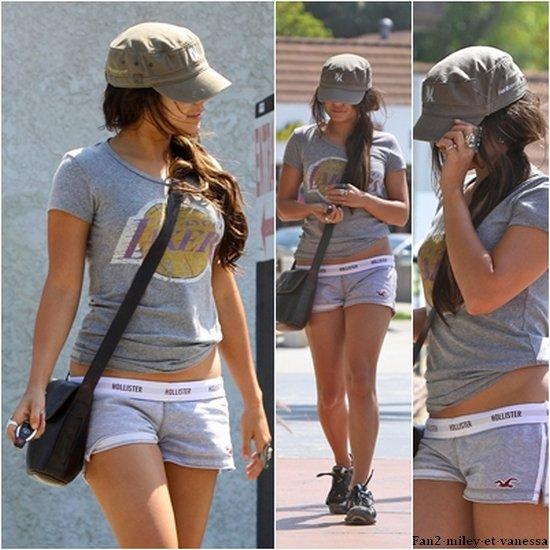Vanessa à été vue allant dans un salon de beauté ce vendredi 6 mai 2011. TOP ou FLOP sa tenue ?