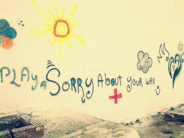 "my tag graffiti <3 ""'"