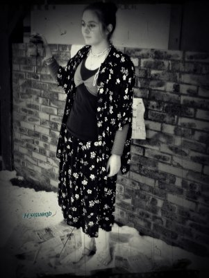 Strange people.          They're only for the peace.