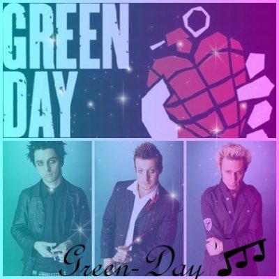 Green Day .. *O*