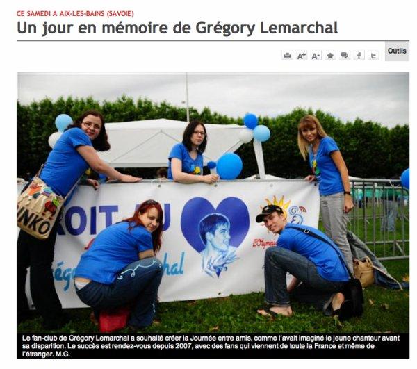 """...La journée """"Entre Amis 2011""""..."""