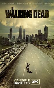La série The Walking Dead.