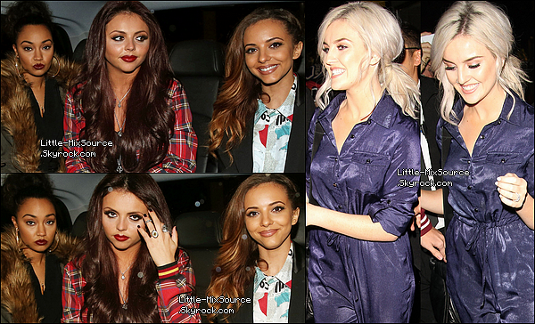 "10.11.13 Les Little Mix chantant These Four Walls à "" Surprise Surprise ""."