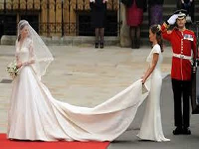 Wedding Dress Of Lady Diana Spencer