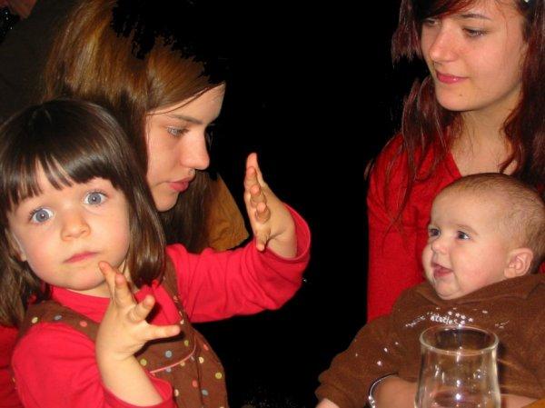 4 filles, 4 saisons