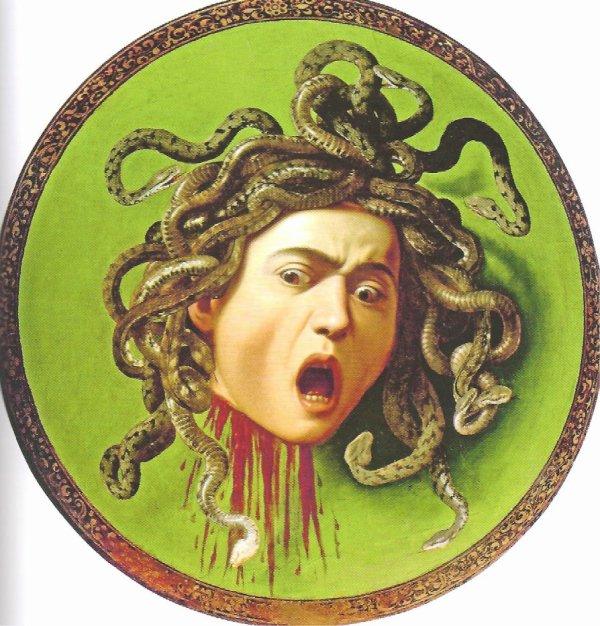 Le folie est une Méduse