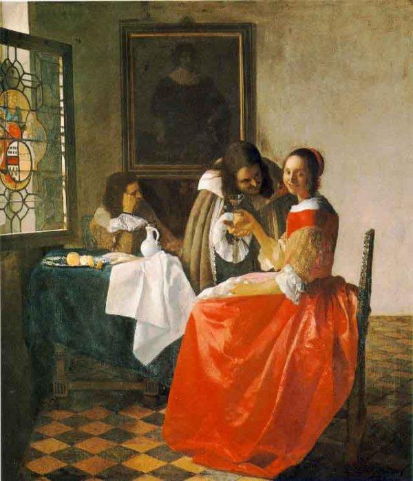 Vermeer en grand format