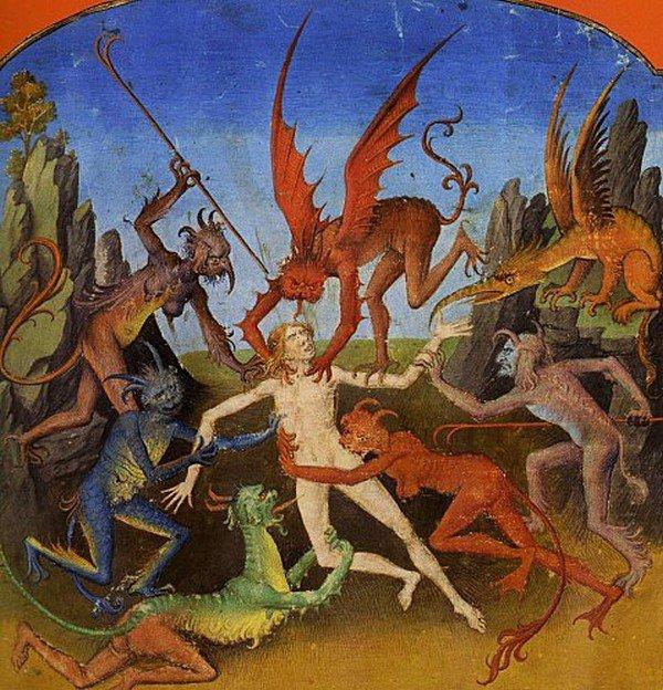 Mon préféré, le tag Enfer