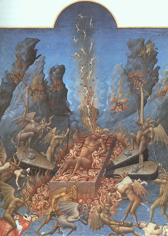 L'Enfer par certains artistes