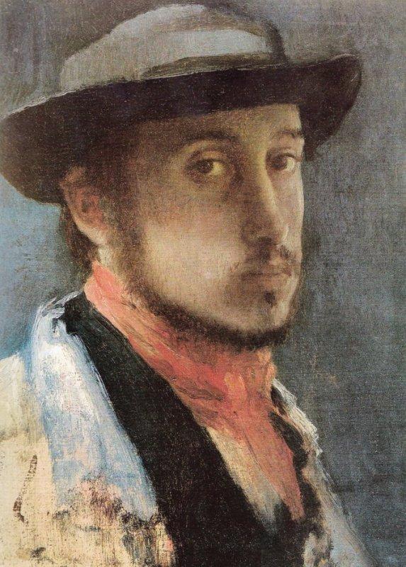 J'aime le gars Degas