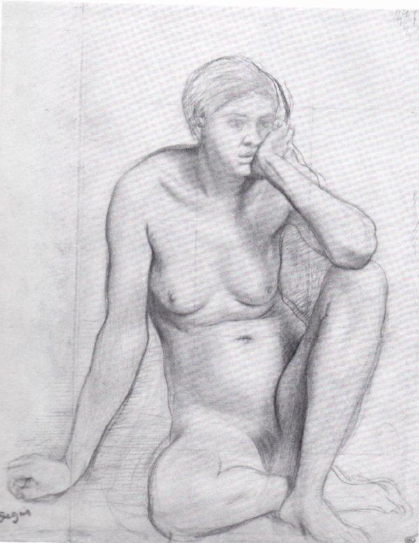 Ses femmes nues