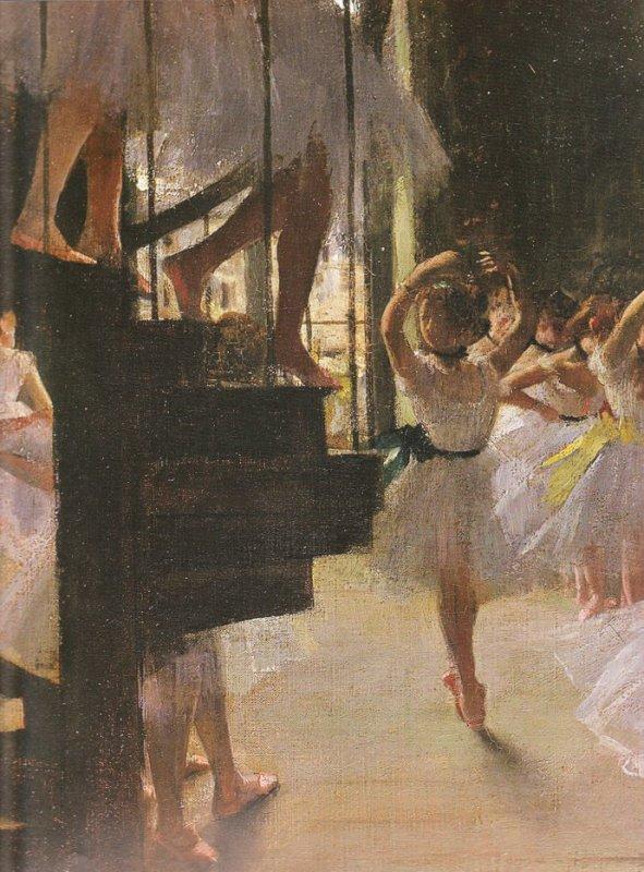 Danseuses, chanteuse, artiste, modiste