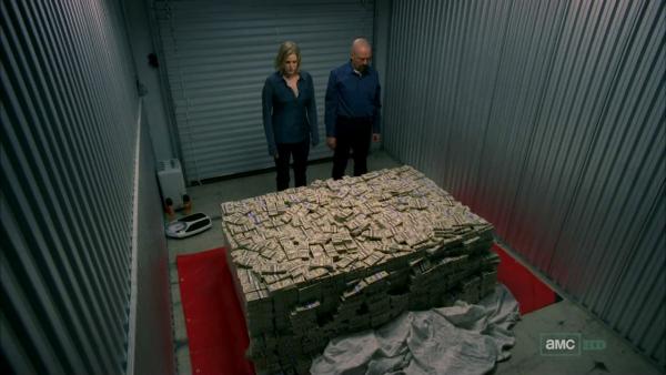 J'ai un problème avec l'argent