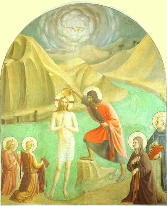 Le Christ par Giotto