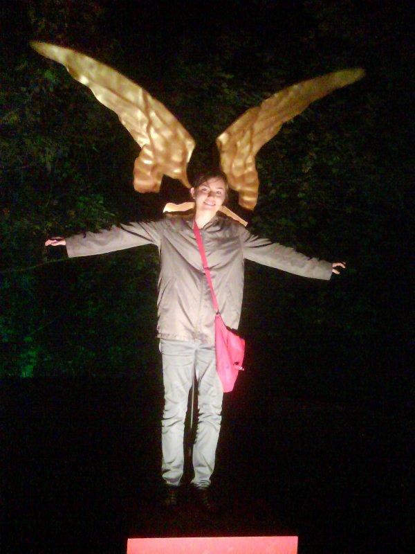 Zélie est un ange